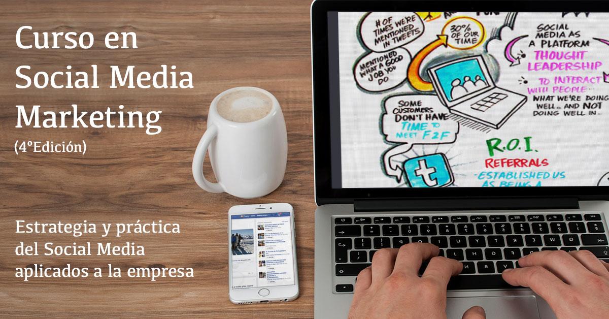 Nueva edición del Curso Social Media Marketing