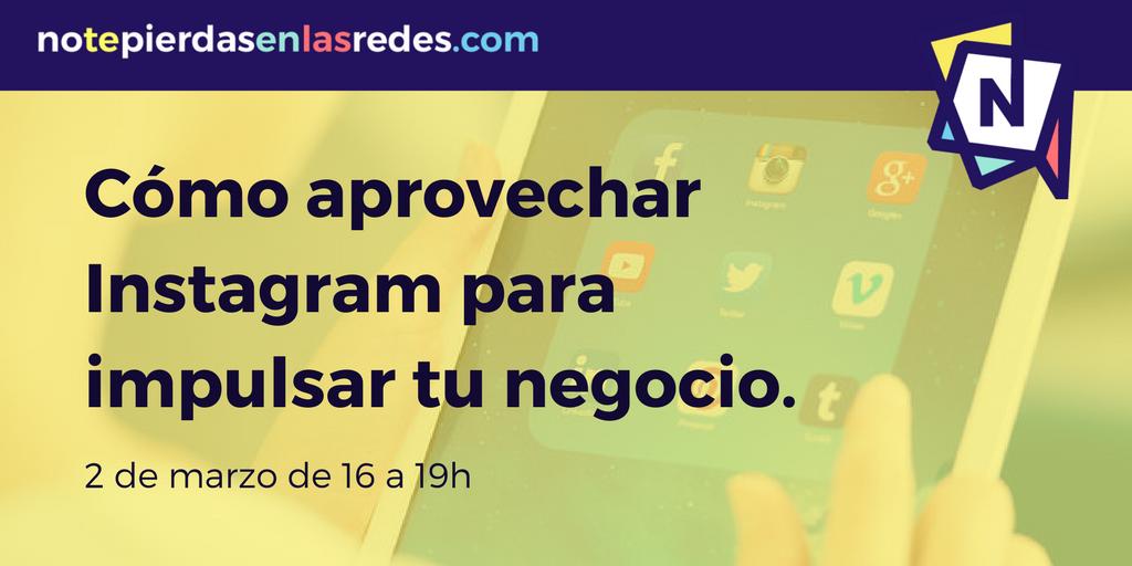 Instagram para profesionales, empresas y marcas