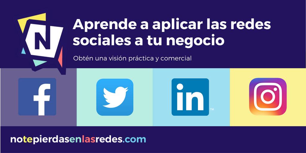 4 talleres para aprender a rentabilizar las redes sociales