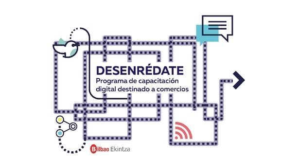 DESENRÉDATE-EZ NAHASTU, un programa para impulsar la estrategia en redes sociales de los comercios bilbaínos