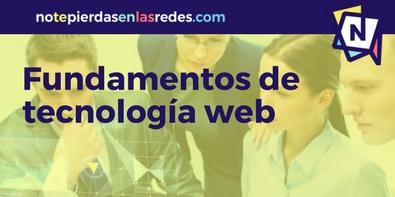 Fundamentos de tecnología web