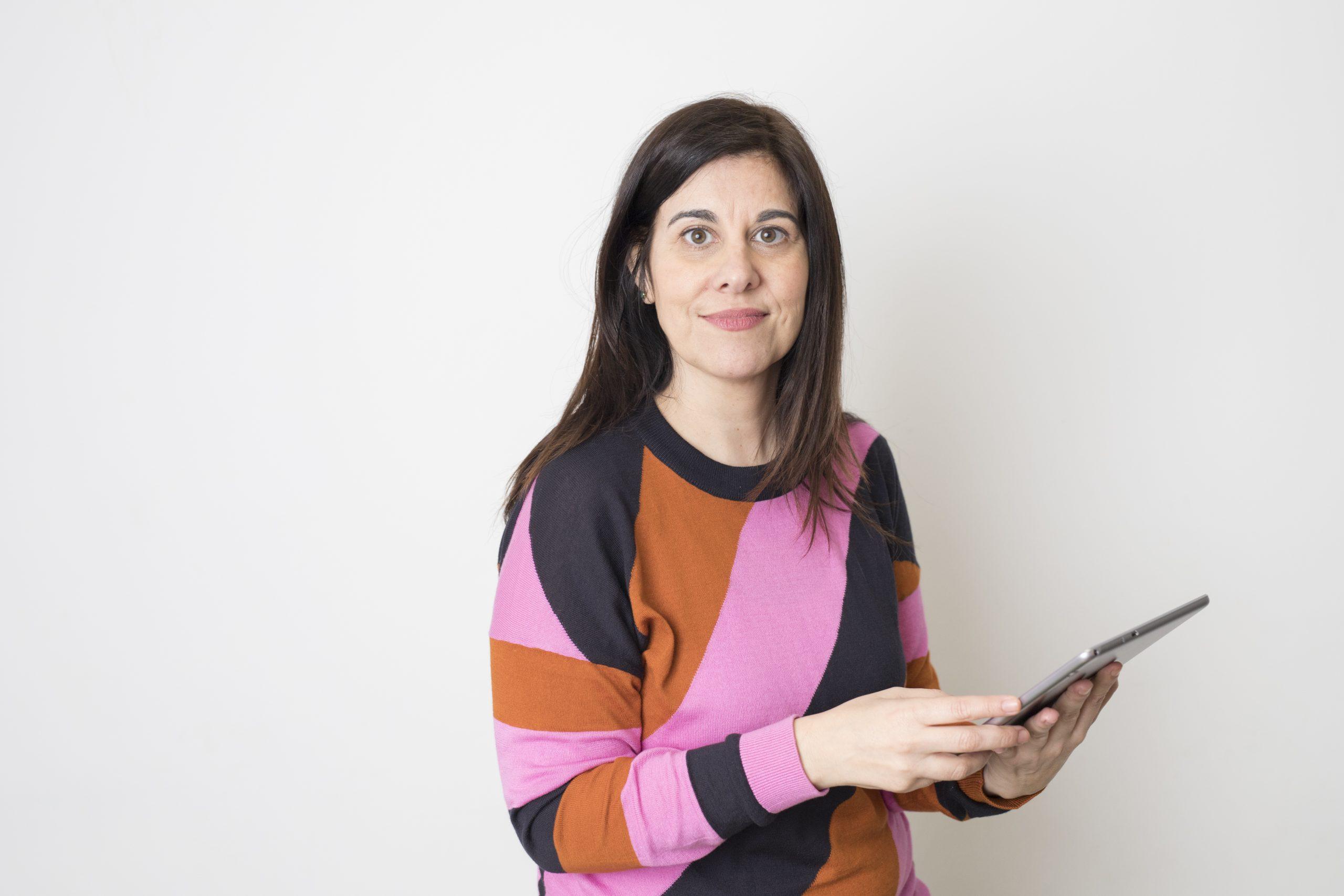 Cristina Terán foto